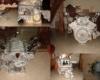 Motorblokk asztal