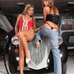 Ujjazás a motorháztetőn - 4. kép