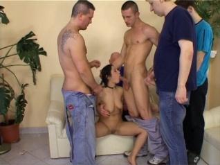 Tini party pornócső