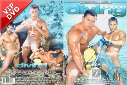 Diving lagoon