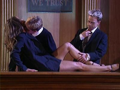 Baszás a bíróságon