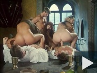 Orgia a palotában