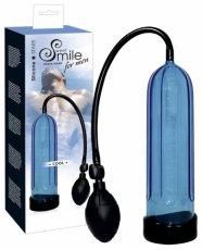 SMILE Cool - péniszpumpa(kék)
