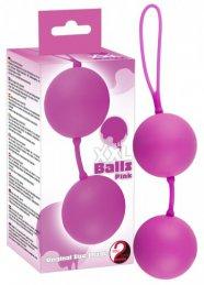 XXL Balls - óriás gésagolyók (pink)