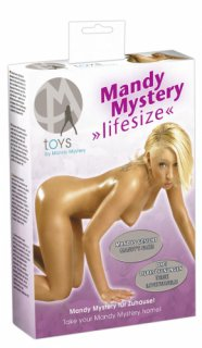 Mandy guminő