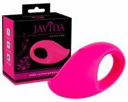 Javida - Akkus csiklóvibrátor (pink)