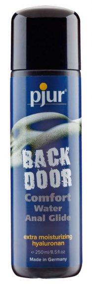 pjur BACK DOOR - vízbázisú, anál síkosító (250ml)