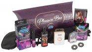 Durex Pleasure Box II - intim termék szett (7 részes)