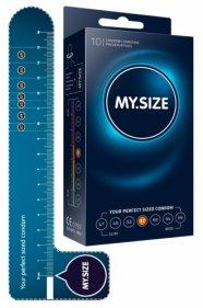 MY SIZE óvszer - 57mm (10db)