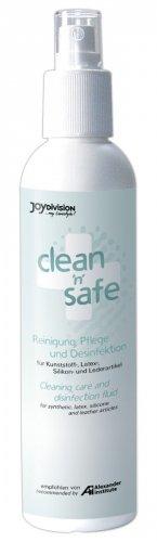 Clean Safe - Joydivision fertőtlenítő spray (200ml)