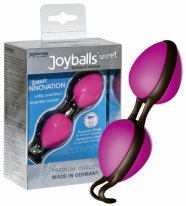 Titkos gésagolyók - rózsaszín-fekete (Joyballs)