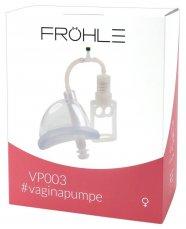 Fröhle VP003 - orvosi vaginapumpa hüvelyszondával