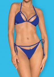 Obsessive Costarica - pántos bikini (kék)