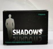 Shadows - természetes étrend-kiegészítő férfiaknak (4db)
