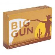 Big Gun - étrendkiegészítő kapszula férfiaknak (30db)