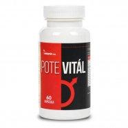 PoteVitál - étrendkiegészítő kapszula férfiaknak (60db)