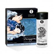Shunga Dragon Sensitive - intim gél férfiaknak (60ml)