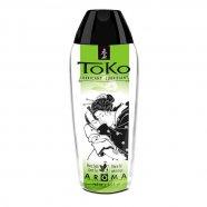 Shunga Toko - ízes vízbázisú síkosító (barackos zöld tea) - 165ml