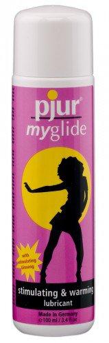 pjur my glide - bizsergető síkosító nőknek (100ml)