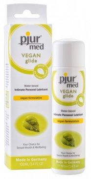 Pjur med - vegán síkosító érzékeny bőrre (100ml)