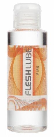 FleshLube Fire melegítő síkosító (100ml)