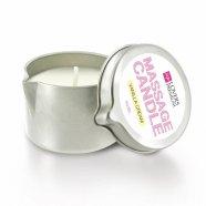 LoversPremium Vanilla Cream - masszázsgyertya (50ml) - vanília
