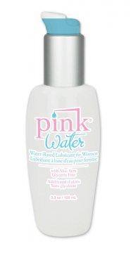 Pink Water - stimuláló, vízbázisú síkosító (80ml)