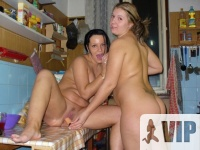 Vecsési lányok leszbiznek