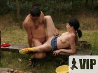 Perverz tini a táborban