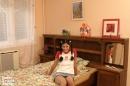 Dugás anyuci ágyán - 2. kép