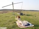 Barbi a Hortobágyon - 2. kép