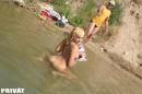 Privát anál casting az Omszki tónál - 6. kép