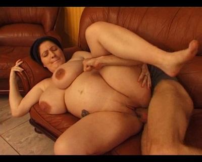 Nagy zsákmány és kövér punci