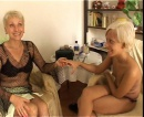 Anya és lánya - perverz családi reality szex