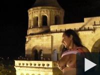 Éjszakai szopatás a Budai Várban
