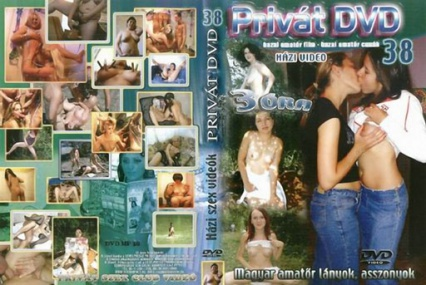 Privat Szex DVD 38 cover