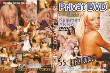 TFP Privát DVD 55 cover