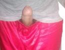 Piros selyem faszom lányok