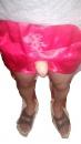 Piros selyem faszom lányok - 3. kép