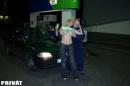 Moncsit a benzinkúton analizálják                      - 6. kép