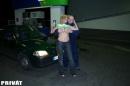 Moncsit a benzinkúton analizálják                      - 7. kép