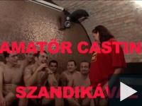 Gang-bang casting Szandival