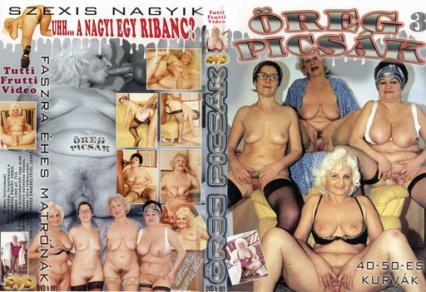 TFP Öreg picsák 3 cover