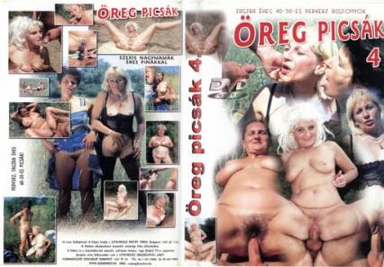 TFP Öreg picsák 4. cover