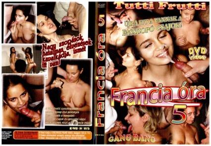 TFP Franciaóra 5 cover
