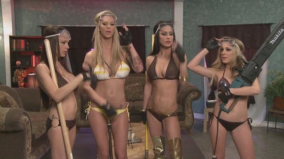 Bikini brigád
