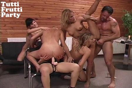 Orgia a punciklubban