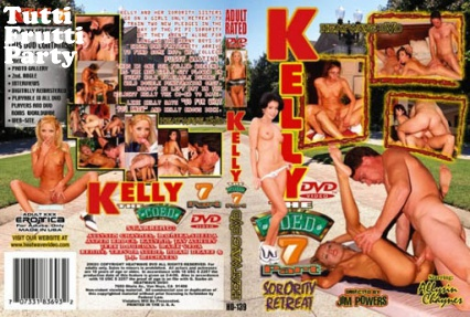 TFP Kelly the coed 7 cover